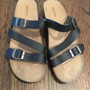 e82267595f2 Target Merona Strap Sandal (Birkenstock style)